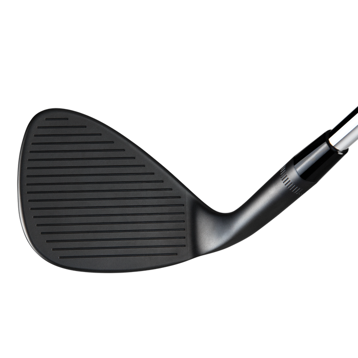 Mack Daddy PM-Grind Matte Black Wedges
