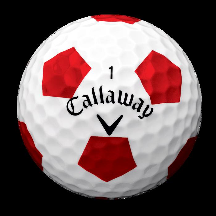 Chrome Soft Truvis Golf Balls