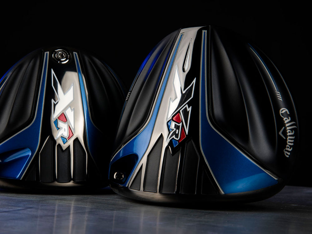 Callaway XR 16 Driver Heads